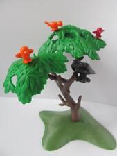 Playmobil Tree with small birds & crow NEW Farm/dollshouse/forest scenery
