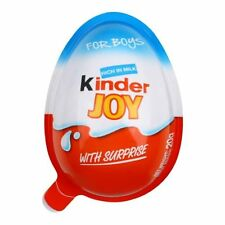 10-X-Kinder-JOY-Surprise-Eggs-for-Boys-Chocolate-Toy-Inside-Kids