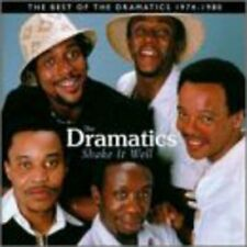 The Dramatics - Best of 1974-80 [New CD]