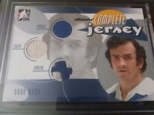 Dave Keon 2005-06 ITG Ultimate Mem Complete Jersey Triple Relic Silver /10