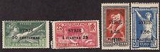 Syria - 1924 - SC 133-36 - H - Complete set - Paris olympics