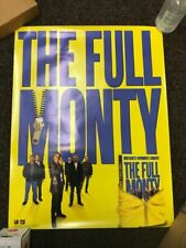 The Full Monty Film Poster 50 x 65 cm Original