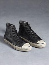 CONVERSE John Varvatos CT HI Silver/Black Women's Shoes 9