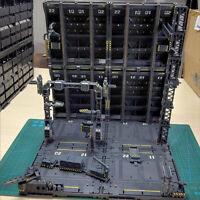 1set Mechanical Chain Action Base Machine Nest for MG 1/100 Gundam Model w/Decal