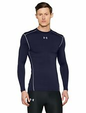Under Armour Maglietta termica di compressione da Uomo Blu (midnight Navy) M