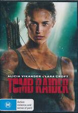Tomb Raider 2018 DVD NEW Region 4