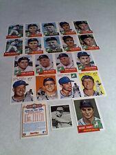 Philadelphia Athletics Cards:  Lot of 44 cards.....25 DIFFERENT / Baseball