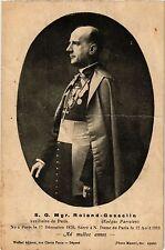 CPA PARIS Eveque Parisien Roland-Gosselin (305266)