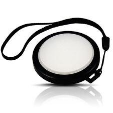 Mennon 77mm White Balance Lens Cap WB Filter Mount for Canon Nikon Cameras
