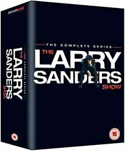 THE LARRY SANDERS SHOW- THE COMPLETE SERIES- DVD