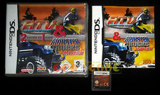 ATV THUNDER RIDGE RIDERS & MONSTER TRUCKS MAYHEM Ds Versione Italiana • COMPLETO