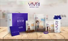 VIVRI® ESSENTIAL NUTRITION SYSTEM  FLAVOR: VANILLA,ORANGE MANGO, PINEAPPLE