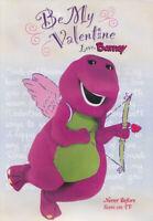 Barney - Be My Valentine, Love Barney New DVD
