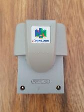 Official Original Nintendo 64 Rumble Pack (Untested) Free Postage!
