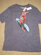 Marvel; Spider Man; T-Shirt; Size XL; New With Tags; Blue.