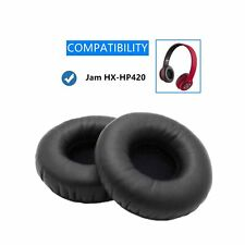 Replacement Earpads Pillow Ear Pads Cushions for Jam HX-HP420 HX HP420 Headph...