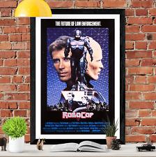 RoboCop Action Movie Poster Print