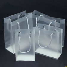 New Frosted Tote Bag Transparent Purse Shoulder Handbag Stadium Approved