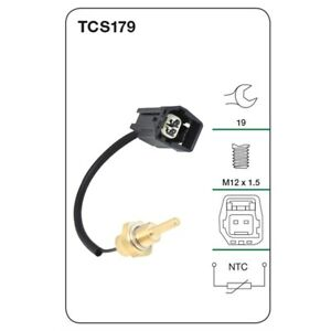 Tridon Coolant sensor TCS179 fits Volvo C70 2.0 T, 2.3 T5, 2.4 T, 2.5 T