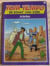 TOM TEMPO 3 De schat van Gork (1990)