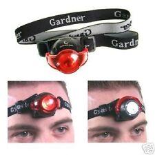 Gardner Tackle Night Viz Cyba Headlamp Torch