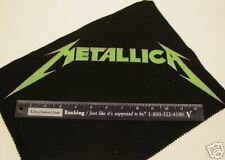 ROCK N ROLL, METALLICA TOUR EMBROIDERY SAMPLE