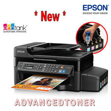 Epson EcoTank Expression ET-4500  Wi-Fi Multifunction Refillable Ink Printer