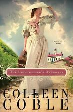 The Lightkeeper's Daughter by Colleen Coble-Mercy Falls Series Book #1