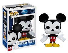 DISNEY MICKEY MOUSE POP Vinyl Figur MICKY MAUS 10cm NEU+OVP Funko