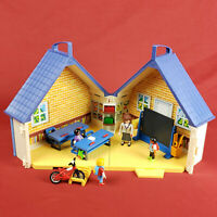 Playmobil 5662 Take Along School House Playset Figures and Accessories