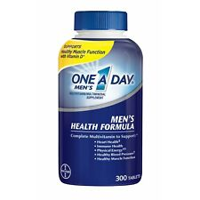 ONE A DAY MEN´S Multivitamin Tablets, 300 ct.