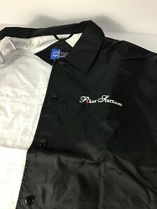 Port Authority Pokerstars.com Wind Breaker Black Small New
