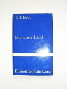 Das wüste Land von T.S. Eliot