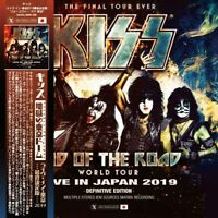 KISS END OF THE ROAD WORLD TOUR LIVE IN JPN 2019 DEFINITIVE EDITION HARD ROCK