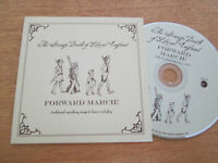 The Strange Death Of Liberal England ‎– Forward March! - PROMO CD ALBUM 2007