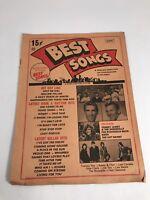 Vintage 1967 Charlton Best Songs Vol 26 No. 17 Tommy James Shondells