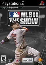 MLB 2009: The Show PS2 New Playstation 2