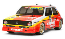 Tamiya #47308 Volkswagen Golf Mk.1 Racing Group 2 M-05 Chassis R/C FWD 1/12