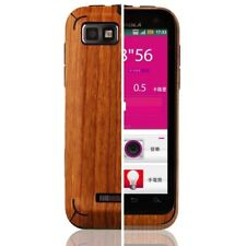 Skinomi Full Body Light Wood Skin+Screen Protector for Motorola Defy Mini XT320