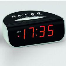 Réveil digital à répétition, affichage LED, sur secteur ATLANTA 1143/1 Neuf
