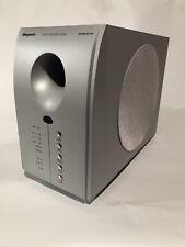 Ht-391 Regent Home Theatre Subwoofer/Amp Only Control Unit Excellent Sound