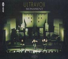 ULTRAVOX - MONUMENT (LIVE) (2009 DIGITAL REMASTER)   CD+DVD NEU