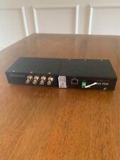 Avigilon Enc-4Port Analog Video Encoder (no ac adaptor)