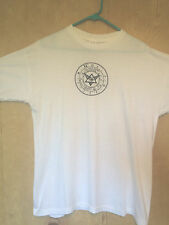 "Fields Of The Nephilim - OFFICIAL 1990 ""WATCHMAN"" T-shirt - FAN CLUB ONLY! (Fi)"