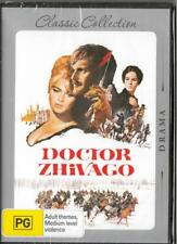DOCTOR ZHIVAGO - ALEC GUINESS - NEW & SEALED REGION 4 DVD