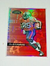 1999 Playoff Contenders SSD Speed Red 16 Reidel Anthony Buccaneers /100