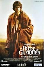 AFFICHE LE FRERE DU GUERRIER 4x6 ft Bus Shelter D/S Movie Poster Original 2002