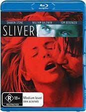 SLIVER (Sharon Stone)   -  Blu Ray - Sealed Region B