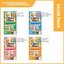 Cat Treat/Snack INABA-CIAO Churu Bites Soft Pillow-Shaped Treats Value Pack