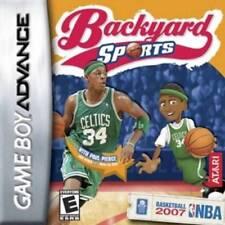 Backyard Basketball 2007 GBA New Game Boy Advance